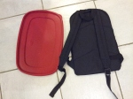 Backpack and lid